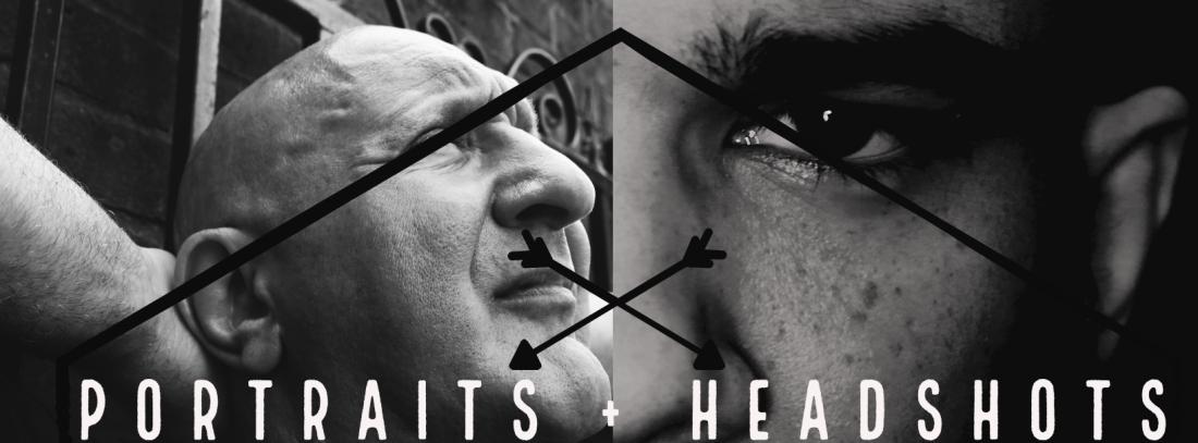 portraits and headshots